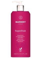 Marbert Bath & Body Classic Superfruit Bodylotion Bodylotion 400.0 ml