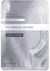 Dr. Susanne von Schmiedeberg Augenpflege Hyaluron Gel Eye Pads Augenkompresse 3.0 pieces
