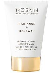 MZ SKIN Gesicht Radiance & Renewal Instant Clarity Refining Mask Maske 100.0 ml