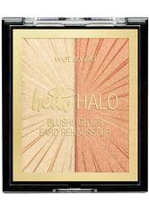 wet n wild Highlighter + Glitter MegaGlo Hello Halo Blushlighter Highlighter 10.0 g