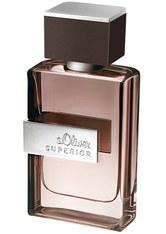 s.Oliver Superior Men Eau de Toilette EdT Natural Spray 30 ml Parfüm
