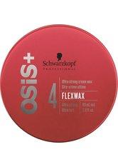 Schwarzkopf Professional Texture Schwarzkopf Professional Texture Short Texture FLEXWAX Ultra Strong Cream Wax Haarwachs 85.0 ml