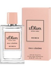 s.Oliver Black Label Women Eau Légère Eau de Toilette (EdT) 30 ml Parfüm