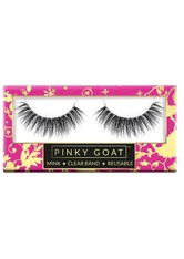 PINKY GOAT - Pinky Goat Mink Collection  Wimpern 1.0 st - FALSCHE WIMPERN & WIMPERNKLEBER