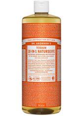 Dr. Bronner's Pflege Körperpflege Teebaum 18-in-1 Naturseife 945 ml