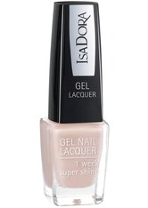 ISADORA - Isadora Gel Nail Lacquer Nr. 220 - Classy Nude Nagellack 6.0 ml - Nagellack