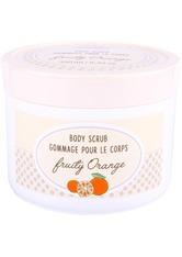 Badefee Körperpflege Körperpeeling Fruity Orange Körperpeeling 350.0 g