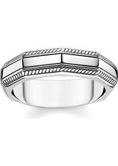 THOMAS SABO - Thomas Sabo Produkte Thomas Sabo Produkte Thomas Sabo Herren-Herrenring 925er Silber 66 32011377 Ring 1.0 pieces - Haarschutz