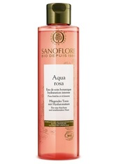 Sanoflore Produkte SANOFLORE Rosa Aqua rosa pflegendes Tonic Gesichtswasser 200.0 ml
