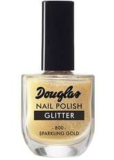 DOUGLAS COLLECTION - Douglas Collection Nagellack Nr. 800 - Sparkling Gold Nagellack 10.0 ml - NAGELLACK