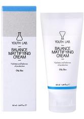 YOUTH LAB. Gesichtspflege Balance Mattifying Cream Gesichtscreme 50.0 ml