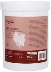 Najel Produkte Weiße Tonerde Pulver 500g Wascherde 500.0 g