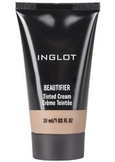 INGLOT Beautifier Tinted Cream Flüssige Foundation  30 ml Nr. 106