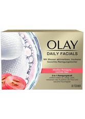 Olay Gesichtsreinigung Daily Facials Reinigungstücher für normale Haut Gesichtsreinigung 30.0 ml