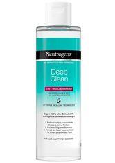Neutrogena Deep Clean 3-in-1 Mizellenwasser Gesichtsreinigung 400.0 ml