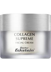 DOCTOR ECKSTEIN - Doctor Eckstein Cremes Doctor Eckstein Cremes Collagen Supreme Gesichtscreme 50.0 ml - Tagespflege