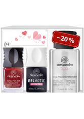 ALESSANDRO - alessandro international Nagellack-Set »Perfect Polish«, 3-tlg. - NAGELLACK