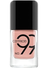 Catrice ICONAILS Gel Lacquer Nagellack 10.5 ml Nr. 99 - Sand In Sight!
