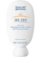 Hildegard Braukmann Sun & Care Selbst Bräunungs Creme 75 ml Selbstbräunungscreme