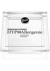 Bell Hypo Allergenic Puder Fixing Mat Powder Puder 9.0 g