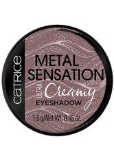 Catrice Augen Lidschatten Metal Sensation Ultra Creamy Eyeshadow Nr. 040 Mauve Browntown 1,50 g