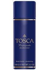 TOSCA - Tosca Damendüfte Tosca Body Powder 100 g - KÖRPERCREME & ÖLE