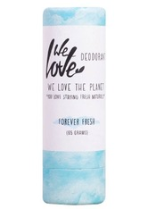WE LOVE THE PLANET - We Love The Planet Deo Stick Forever Fresh 65 Gramm - Deodorant - ROLL-ON DEO
