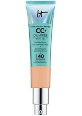 IT COSMETICS - IT Cosmetics Foundation Medium Tan CC Cream 32.0 ml - BB - CC CREAM