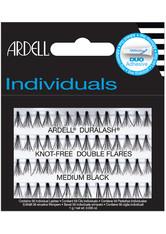 Ardell Individuals Duralash Knot Free Double Flares Medium Black Künstliche Wimpern 1.0 pieces