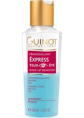 Guinot Produkte Démaquillant Express Yeux Augenpflege 100.0 ml