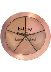 ISADORA - Isadora Face Glow Bronzing Wheel 52 Beach Glow 18g - Highlighter