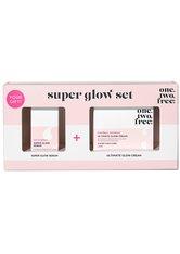 one.two.free! Seren & Essenzen Super Glow Value Set Gesichtspflege 1.0 pieces