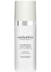 Estelle & Thild - Biocalm Extra Nourishing Night Cream, 50 Ml – Nachtcreme - one size