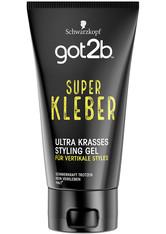 Schwarzkopf got2b Super Kleber ultra krasses Styling Gel