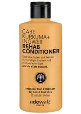 Udo Walz Rehab Care Kurkuma + Ingwer Conditioner Haarspülung 300.0 ml