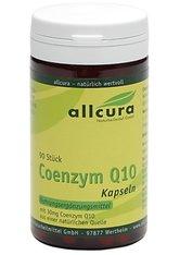 allcura Naturheilmittel Produkte Coenzym Q10 Kapseln a 30 mg Nahrungsergänzungsmittel 32.0 g