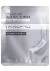Dr. Susanne von Schmiedeberg Gesichtsmasken Silver Foil Lifting Mask Anti-Aging Pflege 1.0 pieces
