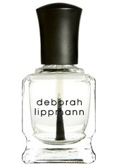 Deborah Lippmann Addicted to Speed super schnelltrocknender Top Coat (15ml)