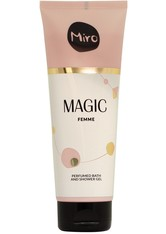 Miro Magic Perfumed Bath & Shower Gel 250 ml Duschgel