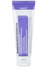 PURITO - PURITO Produkte PURITO Produkte Purito Dermide Cica Barrier Sleeping Pack Gesichtscreme 80.0 ml - Nachtpflege