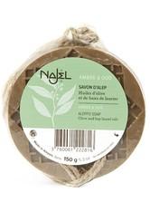 Najel Produkte Aleppo-Seife - Amber & Oud an Kordel 150g Stückseife 150.0 g