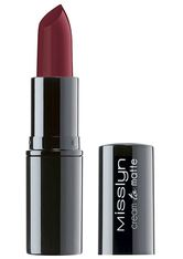 Misslyn Lippen Lippenstift Cream to Matte Long-Lasting Lipstick Nr. 242 Visual Appearance 4 g