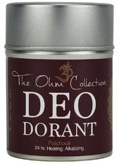 The Ohm Collection Produkte Deo Powder - Patchouli 120g  120.0 g