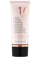 CATRICE - Catrice Grundierung / Primer Catrice Grundierung / Primer Ten!sational 10 in 1 Dream Primer Primer 30.0 ml - Primer