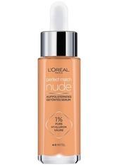L'Oréal Paris Perfect Match nude Aufpolsterndes Getöntes Serum Getönte Gesichtscreme 30 ml Nr. 4-5 - mittel