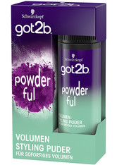 SCHWARZKOPF - got2b Haarstyling got2b Haarstyling Powderful Volumen Styling Powder Haarpuder 10.0 g - Haarpuder