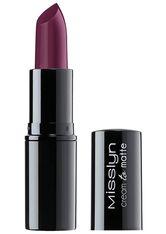 Misslyn Lippen Lippenstift Cream to Matte Long-Lasting Lipstick Nr. 248 Yummy Berry 4 g