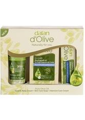 Dalan d'Olive Hand&Body 3er Körperpflegeset 1 Stk