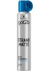 Schwarzkopf got2b Strand Matte Halt 4 Haarspray 200 ml