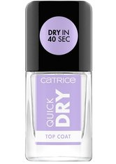 Catrice Nagellack Quick Dry Top Coat  10.5 ml